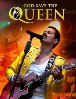 One Vision of Queen feat. Marc Martel – One of the world's most spectacular Queen Tribute Shows