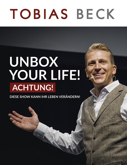 Tobias Beck – Unbox Your Life