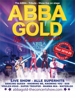 Abba Gold – The Concert Show 2019