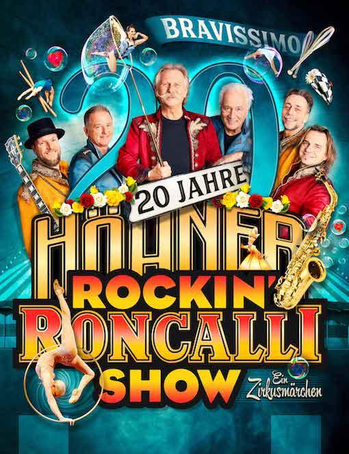 Höhner  – Höhner Rockin' Roncalli Show 2020 – 20 Jahre Jubiläum