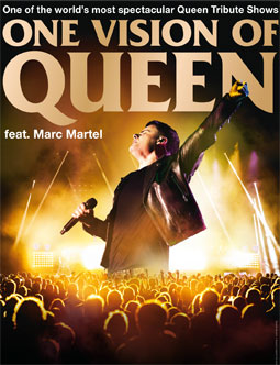 Queen Revival Band – Strandkorb Open-Air 2020