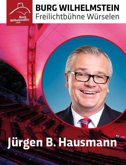 Jürgen B. Hausmann – Krisbaum, Kriskind, Krisdekrise
